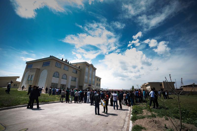 آذر ساروج سبلان | اولین گردهمایی دانشجویان معماری دانشگاه های اردبیل و فارغ التحصیلان معماری آموزشکده رازی اردبیل | اردیبهشت 94