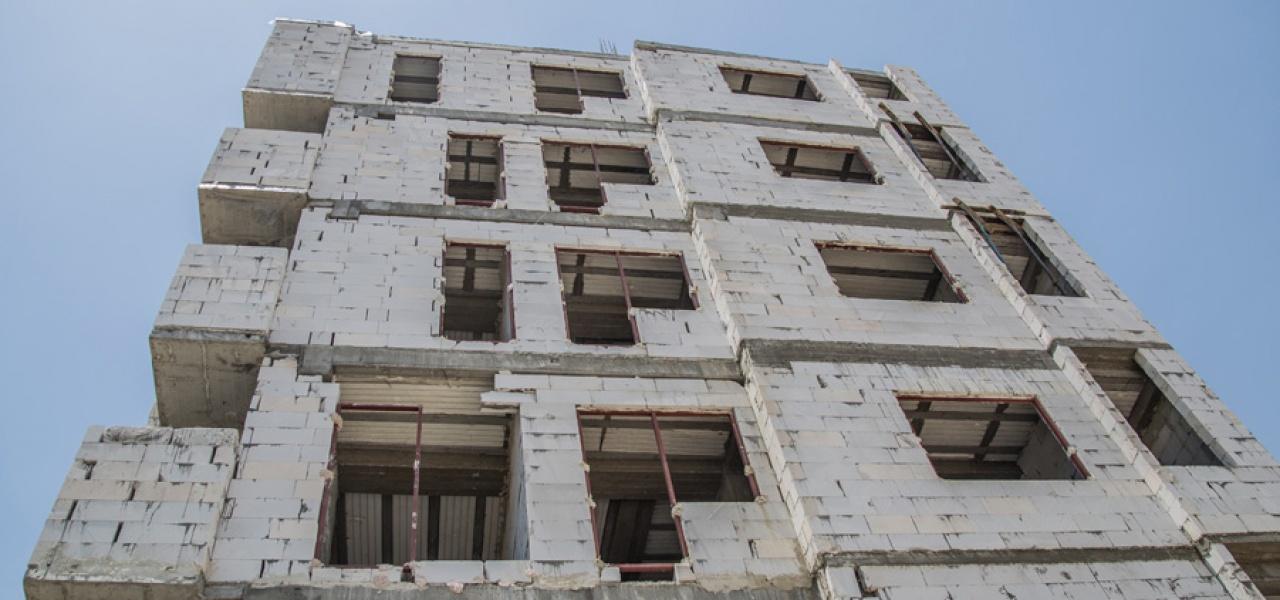 ساختمان تجاری مسکونی ارومیه