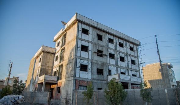 ساختمان اداری اردبیل