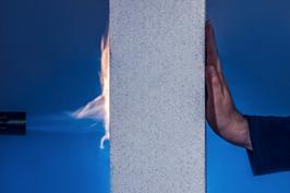 شرکت فرآورده های ساختمانی آذر ساروج سبلان | بلوک سبک اتوکلاو شده و ملات خشک | ویژگی های بلوک سبک اتوکلاو شده | مقاومت بالا در برابر آتش