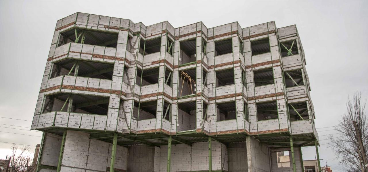 ساختمان کمیته امداد امام خمینی (ره) اردبیل